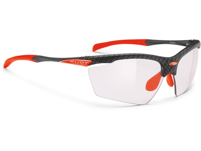 Rudy Project Agon Bril, carbonium - impactx photochromic 2 laser red